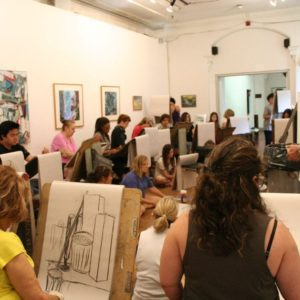 Art Lab Summer Studio Scholarship Program
