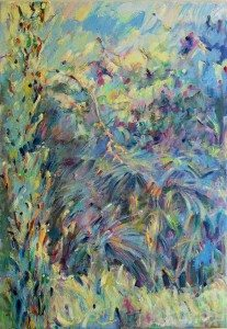 Spirit & Light: Tree Paintings - Solo Exhibition with Linda Butti