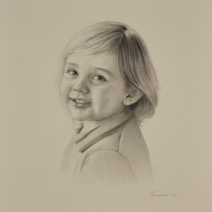 Portrait by Kathy Fieramosca