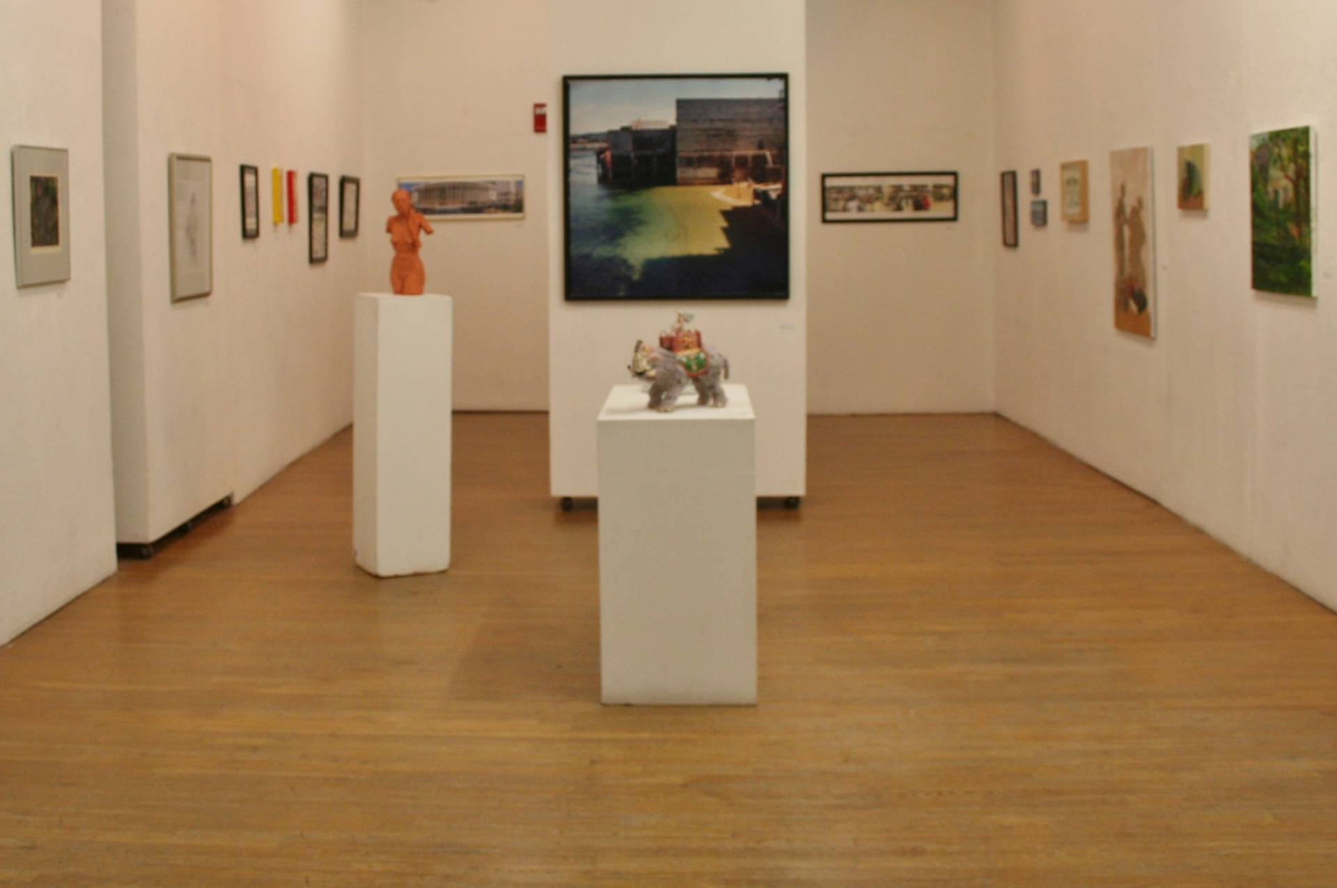 Gallery-Faculty show