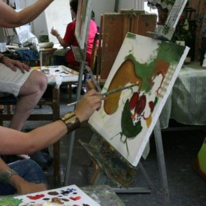 Fine Art For Adults - Independent Studies