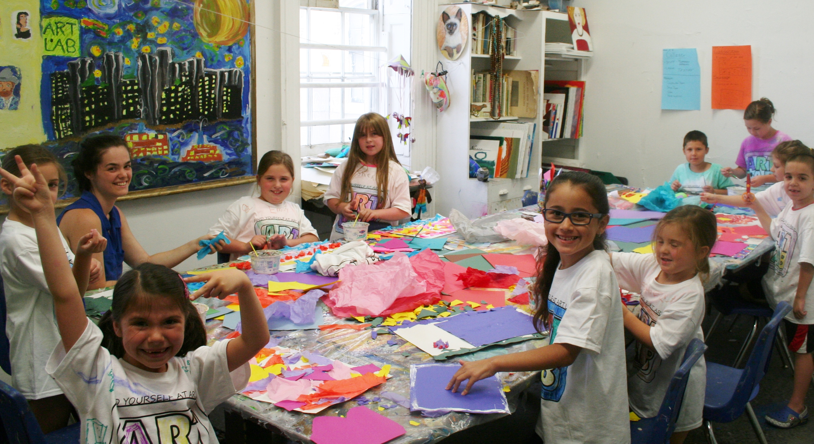 Summer Camp Schedule @ Art Lab, Inc. | New York | United States