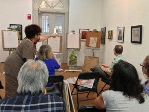 Summer Studio Scholarship Program Begins @ Art Lab, Inc | New York | United States