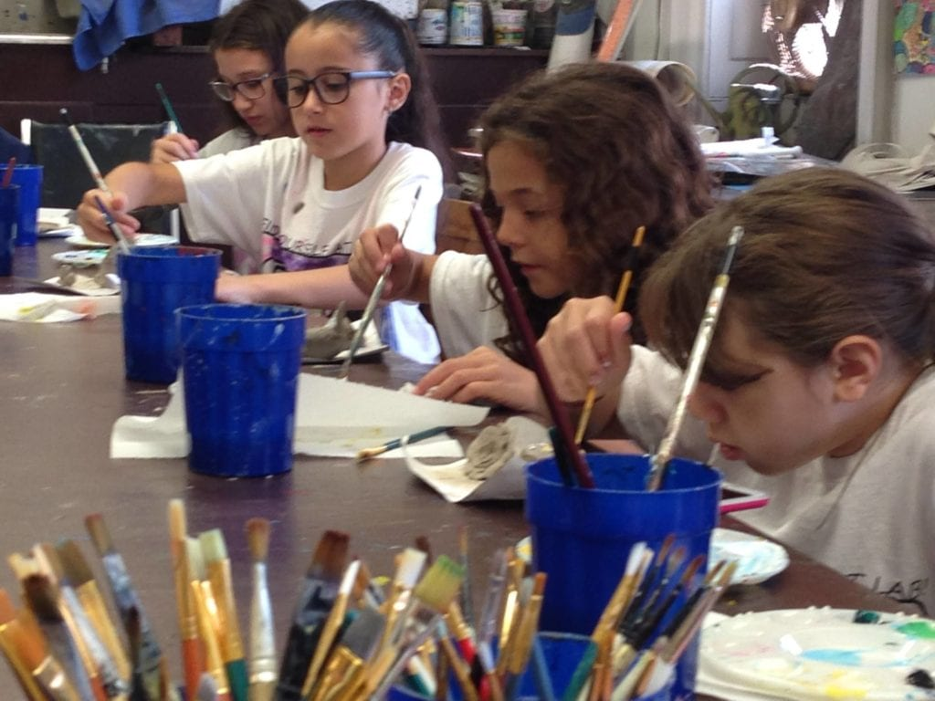 Summer Art Camp @ Art Lab