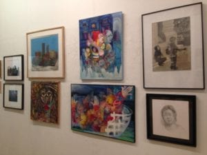 17th Annual Open Show @ Art Lab, Inc